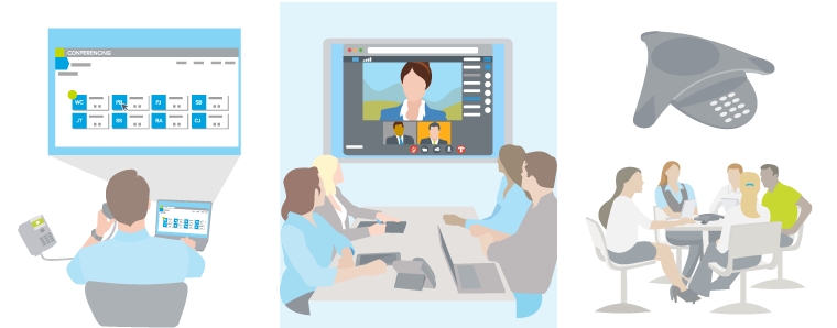 VIDEO CONFERENCING AND WEBINARS
